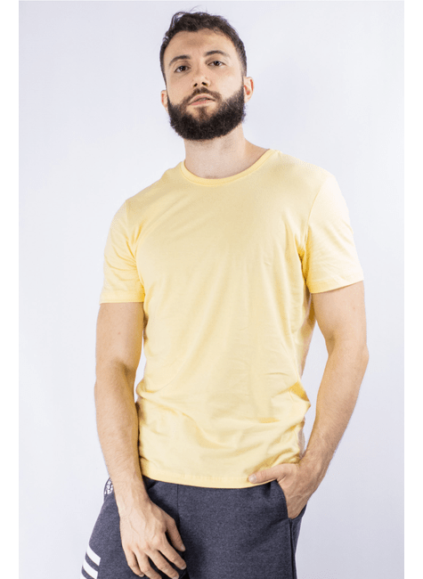 t shirt amarelo