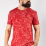 Vermelho Tie Dye